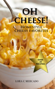 Cheese is one of the most comforting ingredients you can add to a recipe. There are so many wonderful types to choose from, each with it's own unique flavor. In this book, I have put together a selection of my all time favorite homestyle cheesy dishes. Feel free to substitute the type of cheese in the recipe with one of your favorites. Add extra if you like! You will find that these recipes are simple to follow, quick to make and taste delightful. You can never go wrong with cheese!  OVER 30 Recipes! Included are: Cheddar Cheese Dollars, Broccoli Cheese Chicken Pot Pie, Cream Cheese Chicken Puffs, Chili Cheese Rice, Easy Enchiladas, Cheesy Lunch Pockets, Pierogi Casserole, Cheddar Zucchini Bake and MORE!